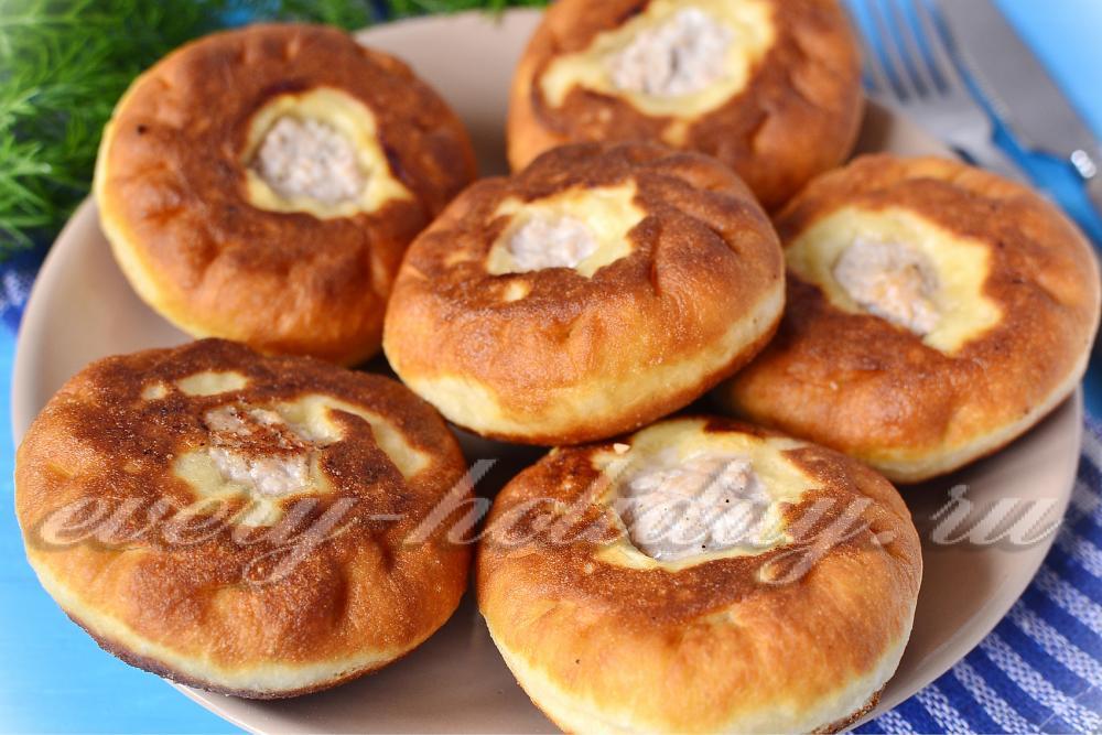 Крымские беляши рецепт