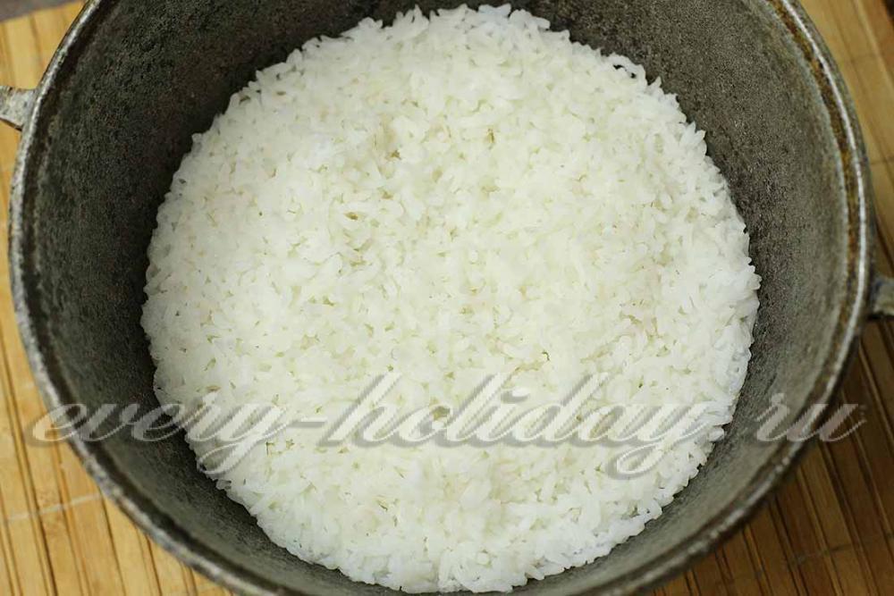 Как отварить рис в домашних условиях 966