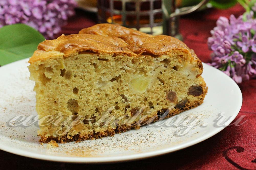 Рецепты пироги из ржаной муки с