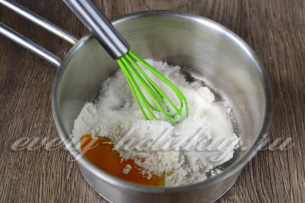 Как приготовить заварной торта в домашних условиях