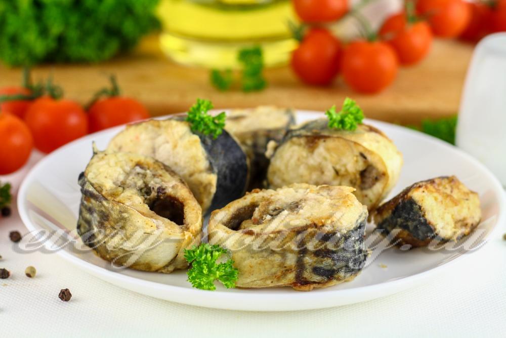 вкусная жареная рыба на сковороде рецепт с фото #10