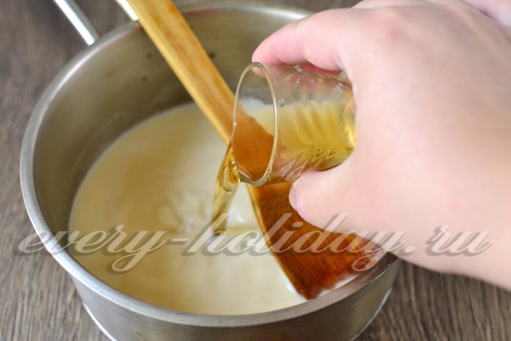 Как сделать сироп для пропитки торта в домашних условиях 373