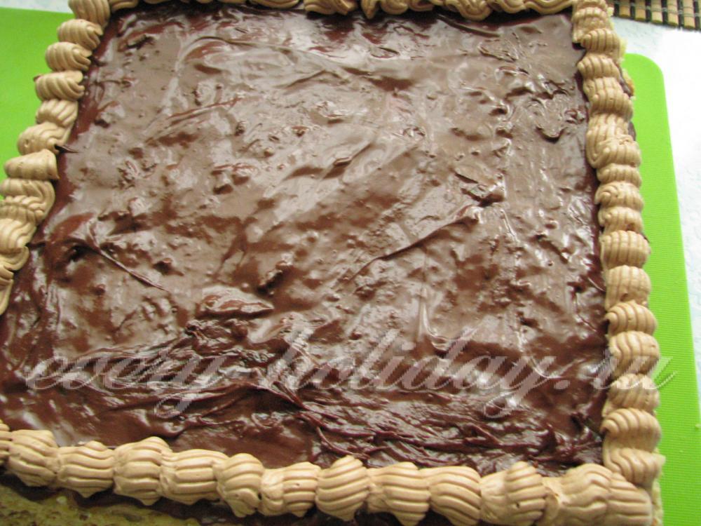 Торт ленинградский рецепт с фото пошагово