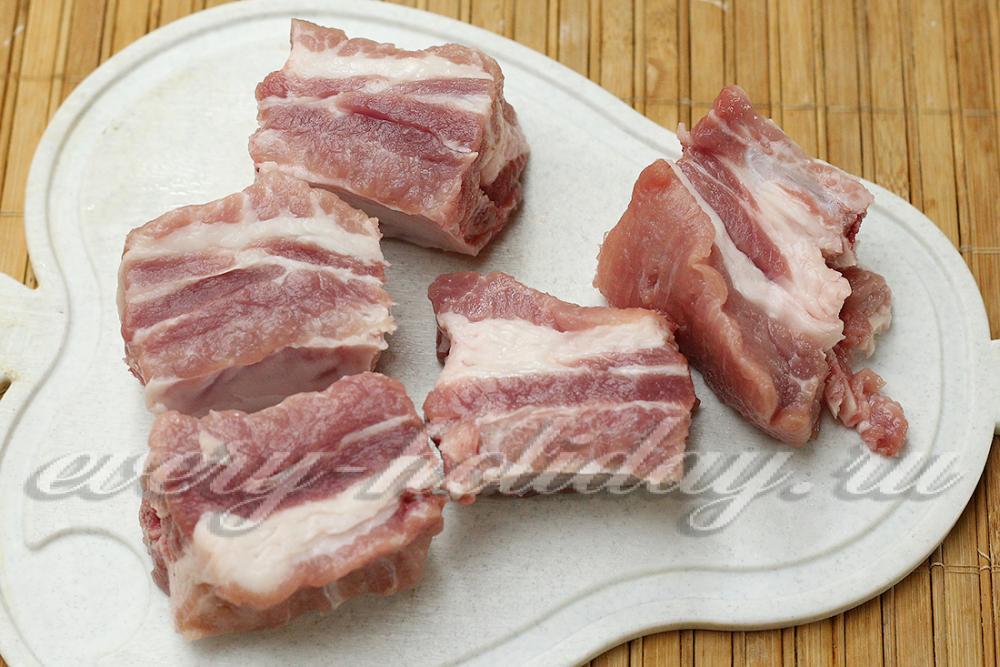 как пожарить кабачки с мясом на сковороде рецепт
