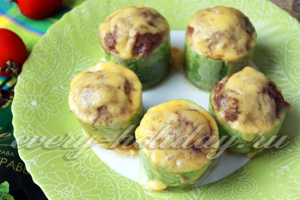 Кабачки на сковородке рецепт