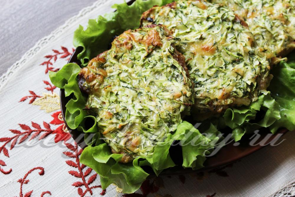 Блюда из кабачков и свинины рецепты