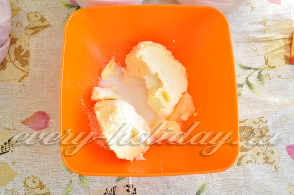 Рецепт орешков со сгущенкой в орешнице фото