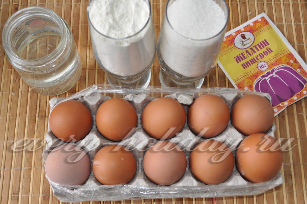 Птичье молоко на агаре рецепт с фото