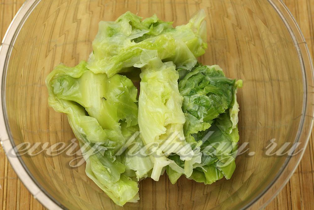 Пхали из капусты рецепт с фото