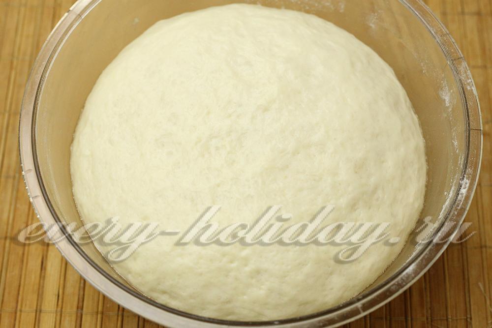Тесто для пиццы на кефире видео рецепт