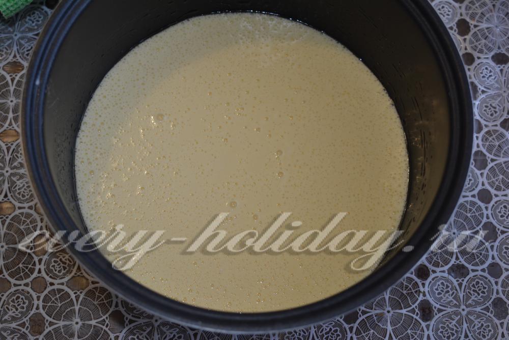 Бисквит в мультиварке скороварке рецепты с фото