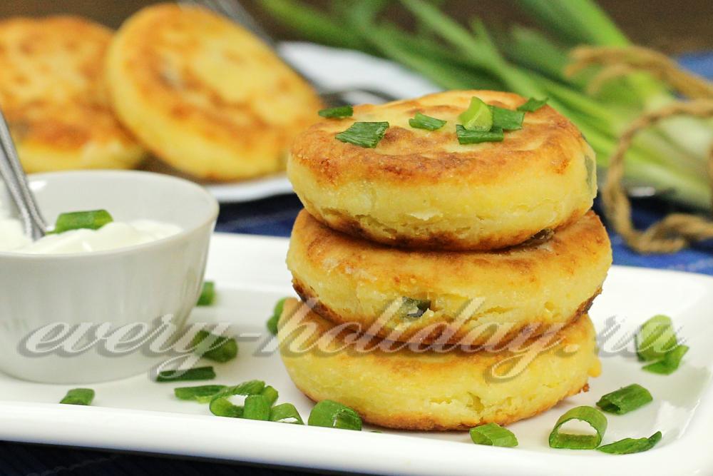 сырники из творога рецепт из сыра