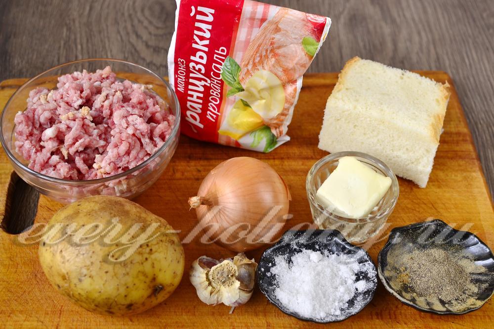 сочные домашние котлеты в духовке рецепт