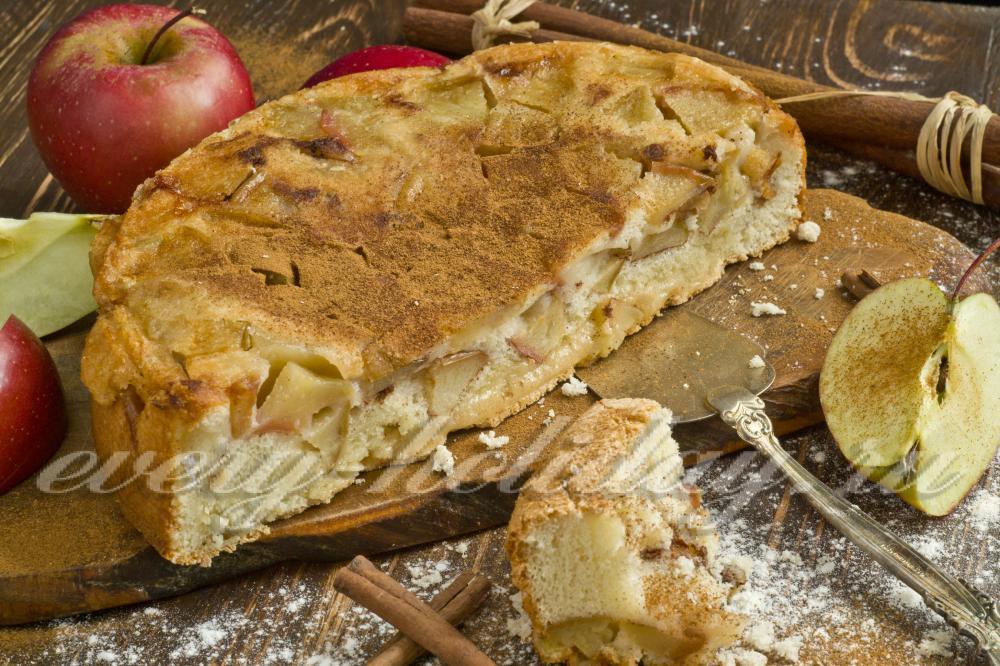 Пирог с капустой и яйцом на скорую руку рецепты с фото