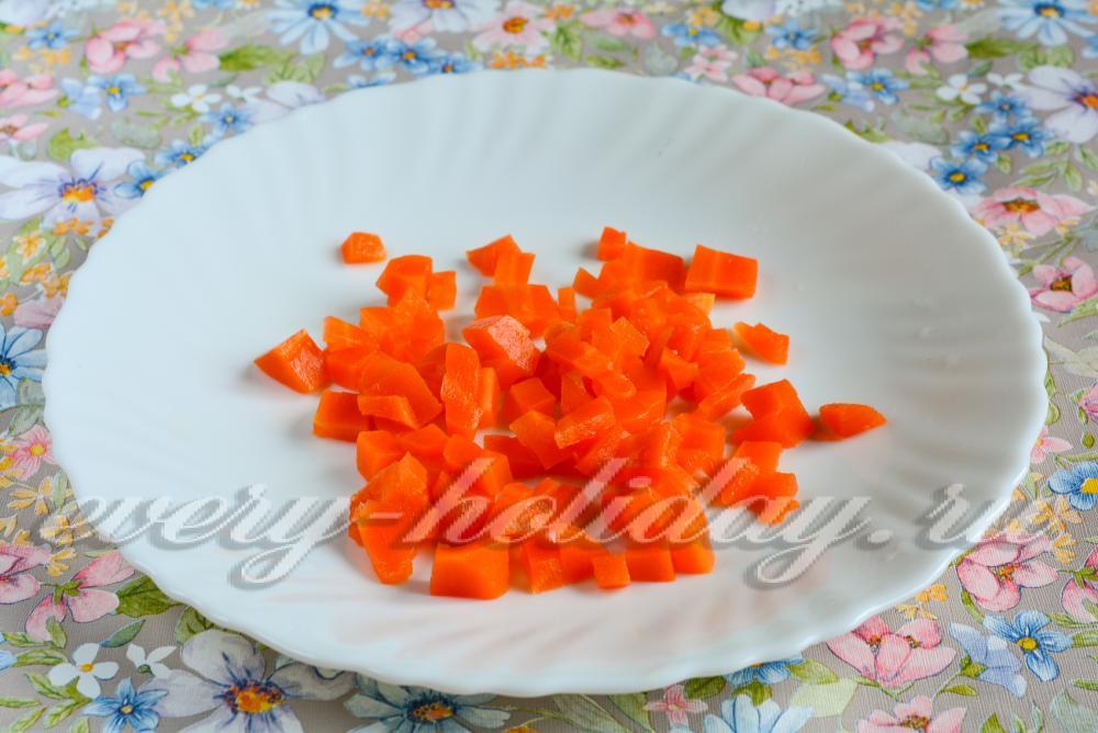 салат рыбы отварной красной рыбы рецепт с фото очень вкусный