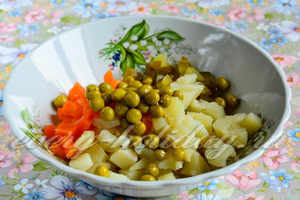 салат из рыбы красной отварной рецепт с фото очень вкусный