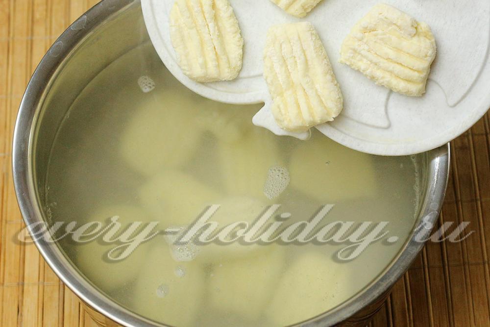 Ленивые вареники из творога и манки рецепт с пошагово без муки и манки