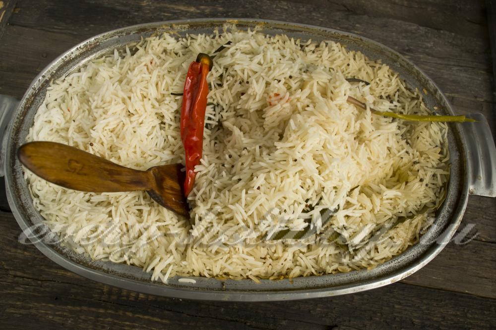 Плов в кастрюле с бараниной рецепт пошагово