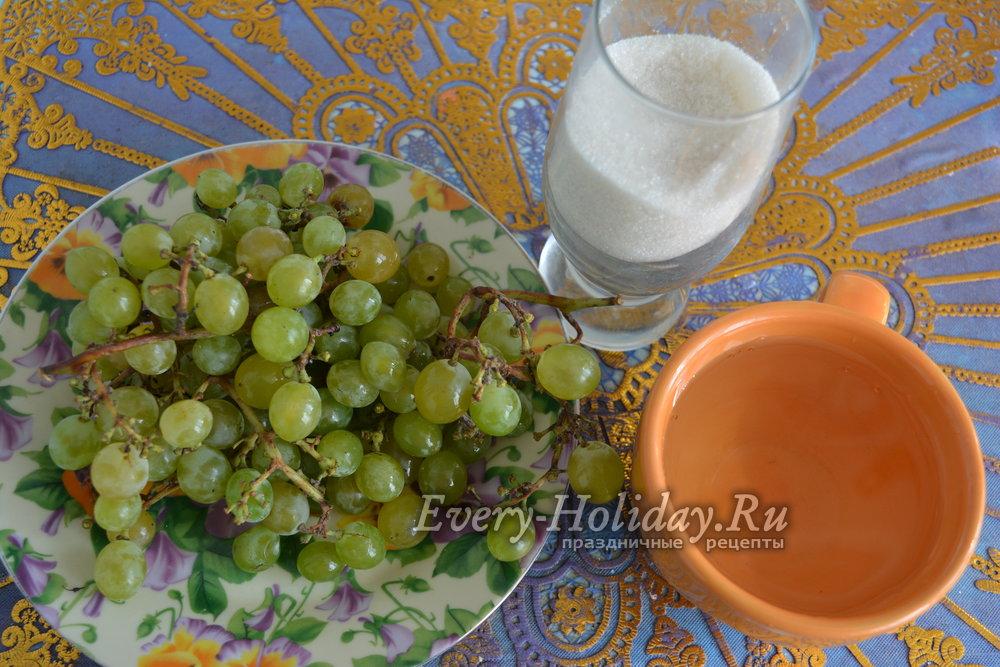 Настойка из винограда в домашних условиях простой 804