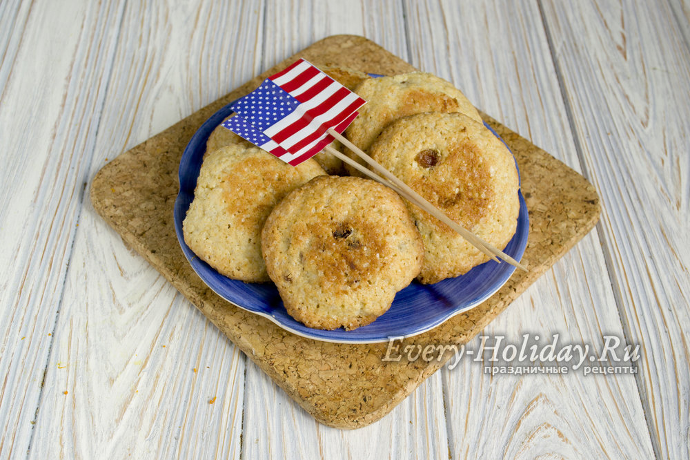 Печенье американо в домашних условиях 879