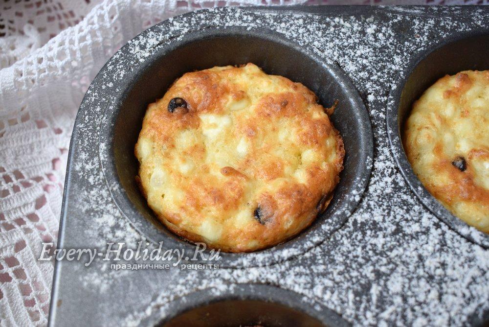Как сделать сырники в духовке рецепт 809
