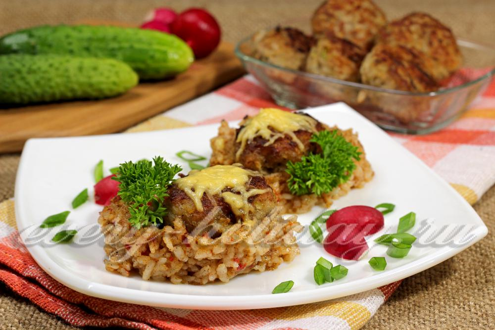 Кабачки с грибами запеченные в духовке рецепт с фото пошагово