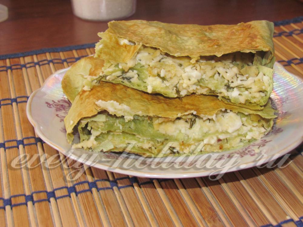 Рецепт хачапури из лаваша с сыром пошагово