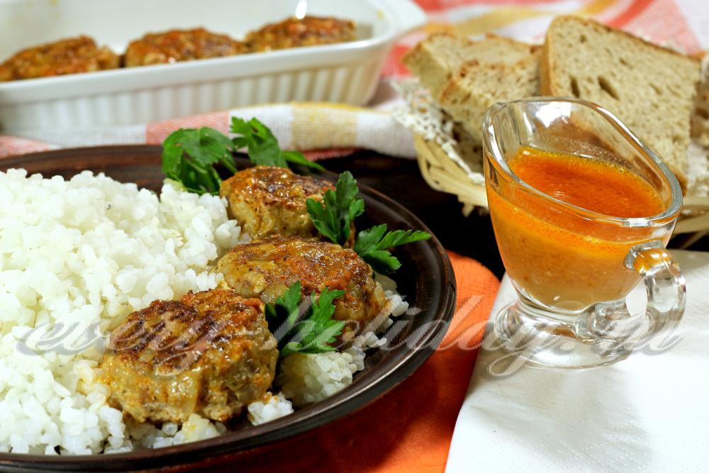 овощи в соусе в духовке рецепт с фото