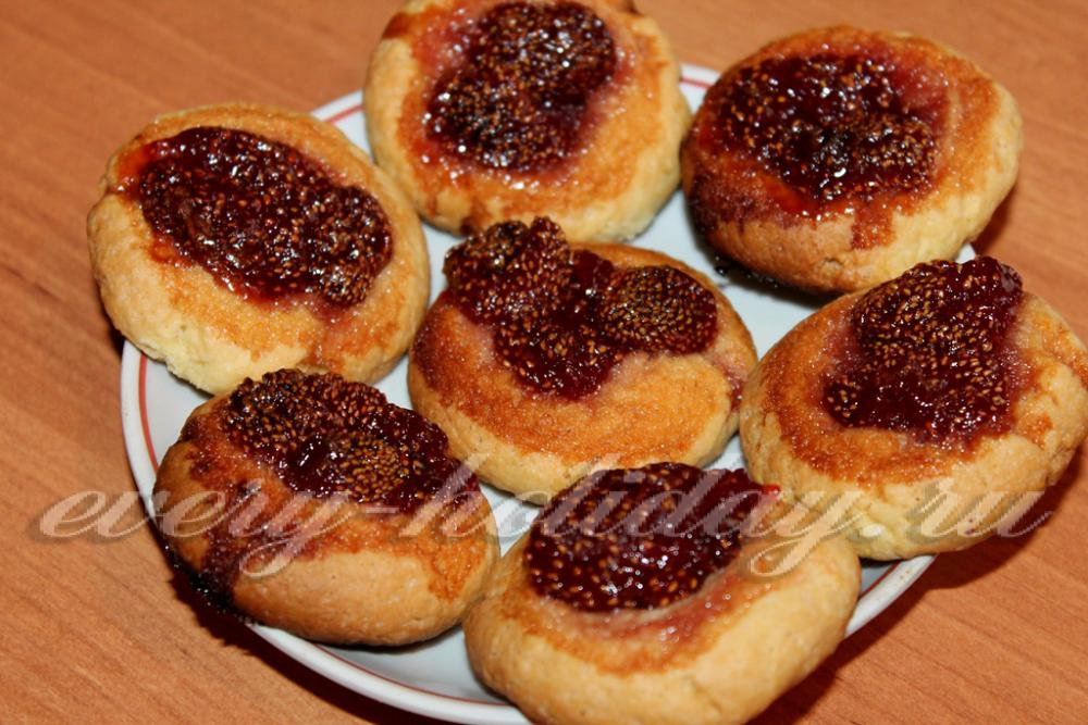 Печенье на маргарине рецепт в домашних условиях