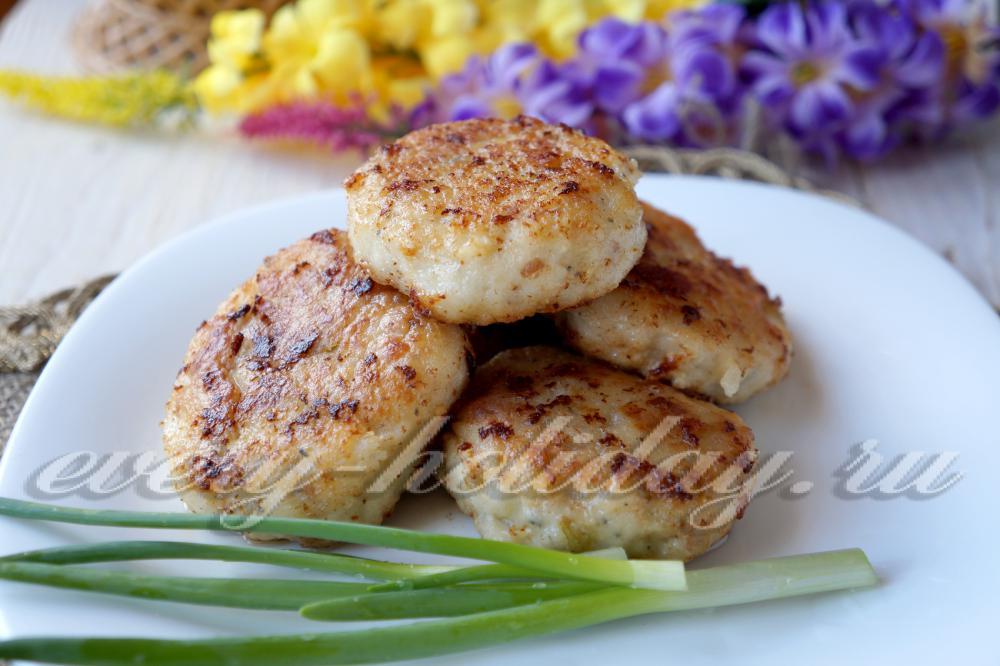 Котлеты рыбные постные рецепт пошагово в 146