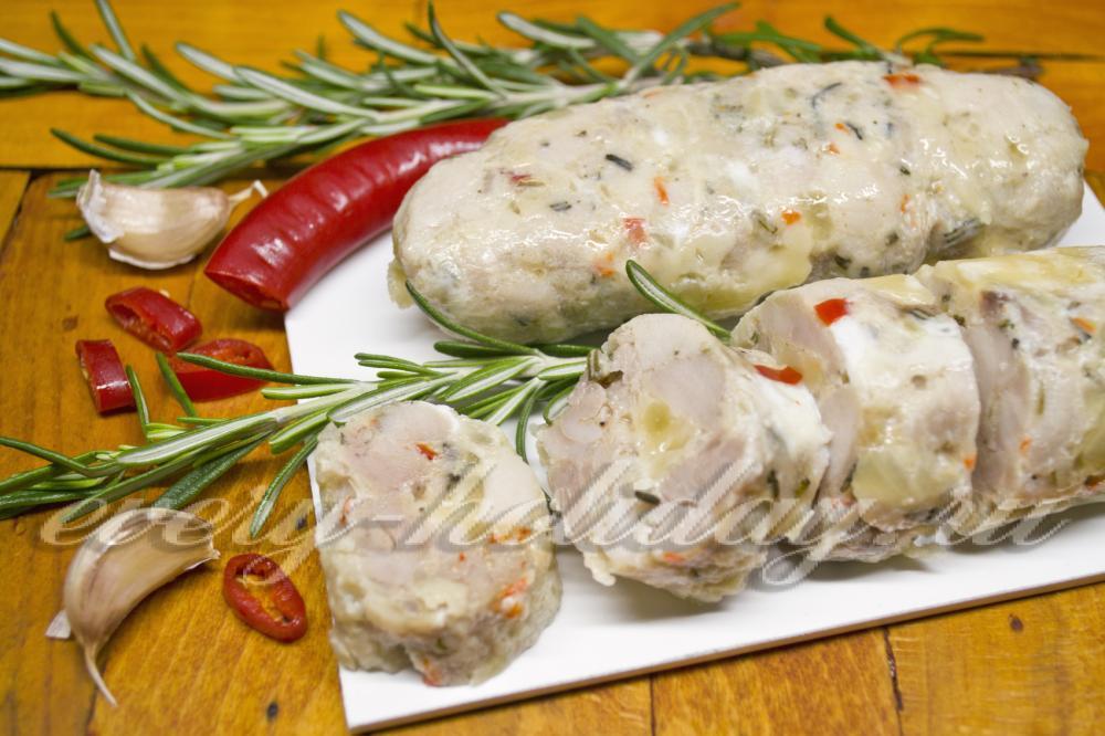 купаты куриные рецепт приготовления с фото