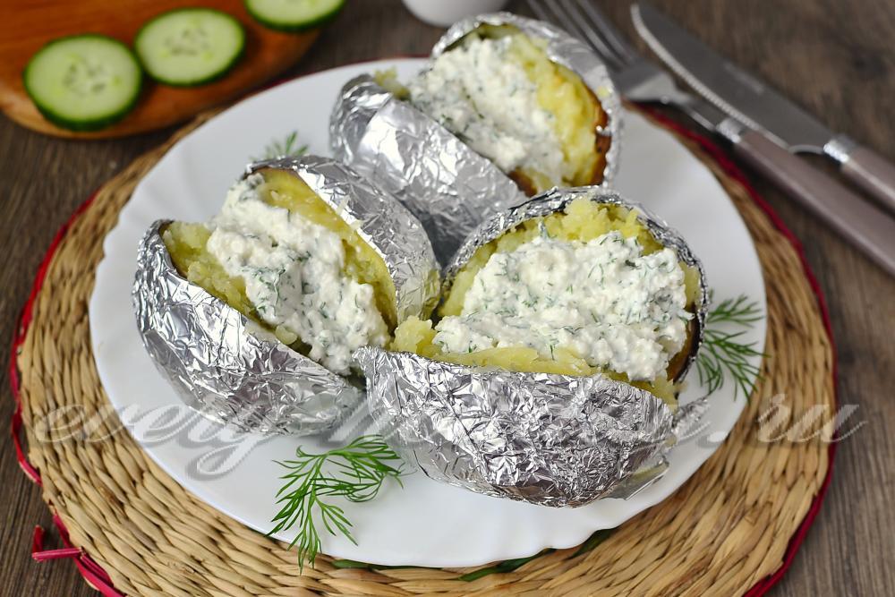 Рецепт домашней крошки картошки