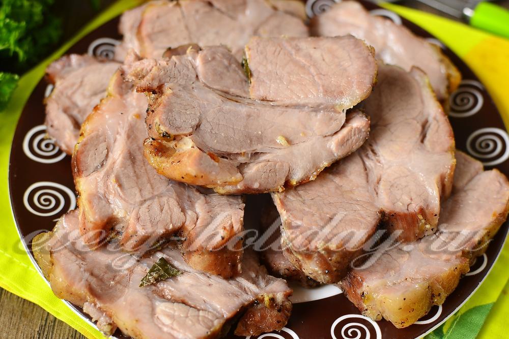 Как сделать говядину в духовке кусочками