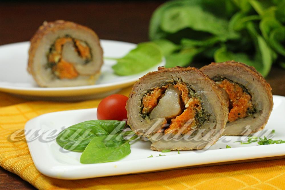 Простой и быстрый рецепт с фото вторых блюд