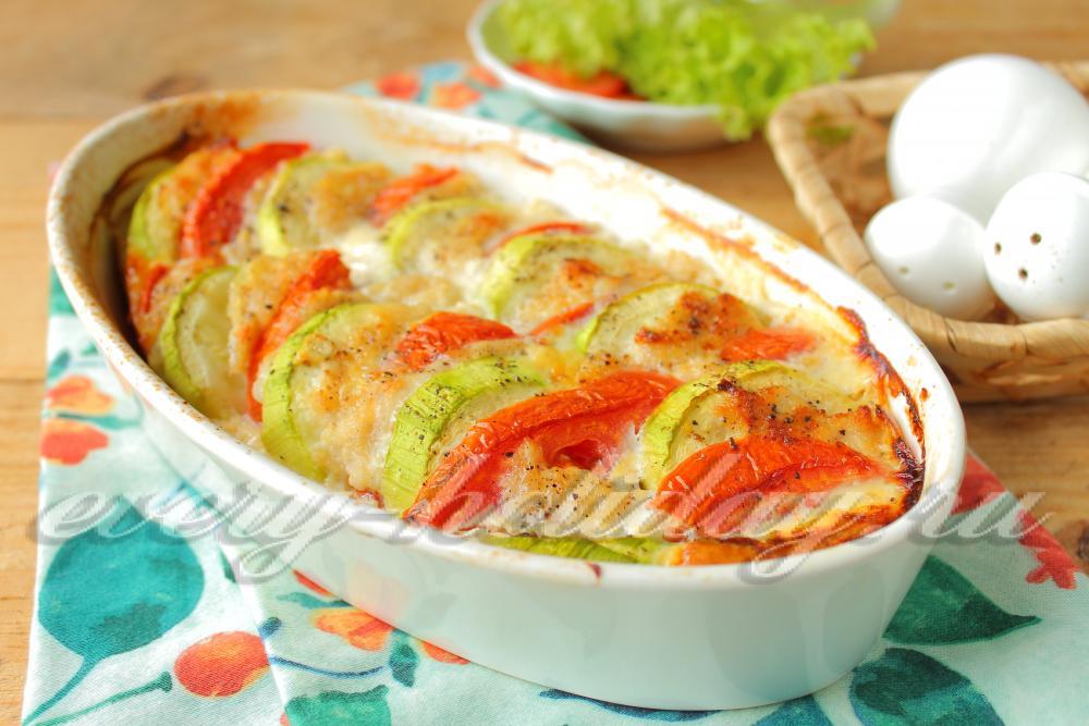 котлеты из кабачков с куриным фаршем рецепт