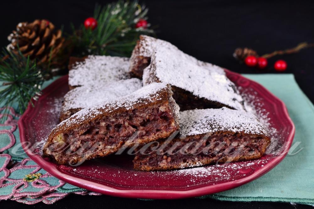 Трухлявый пень пирог рецепт