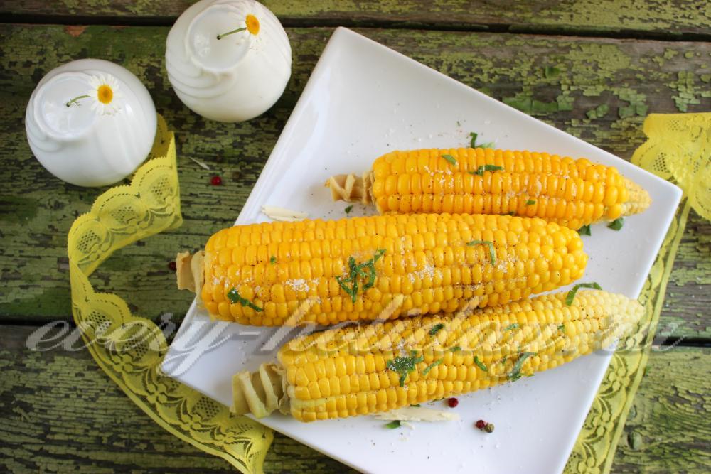 как заварить кукурузу на рыбалку