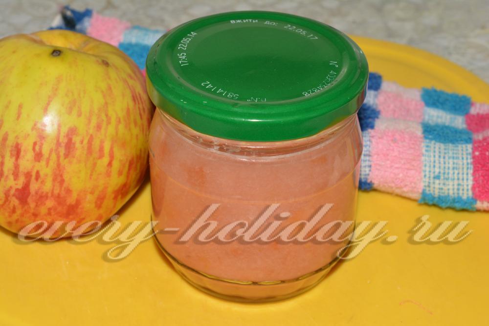 Яблочный джем в домашних условиях рецепт с фото 998