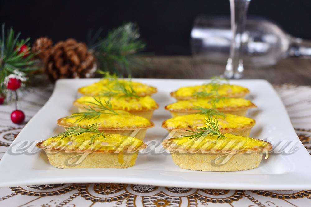 Салаты для похудения из яиц