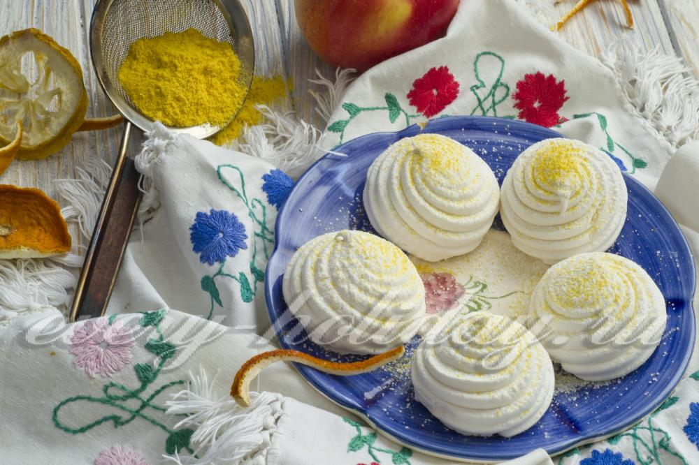 Рецепт зефира в домашних условиях с агаром пошагово