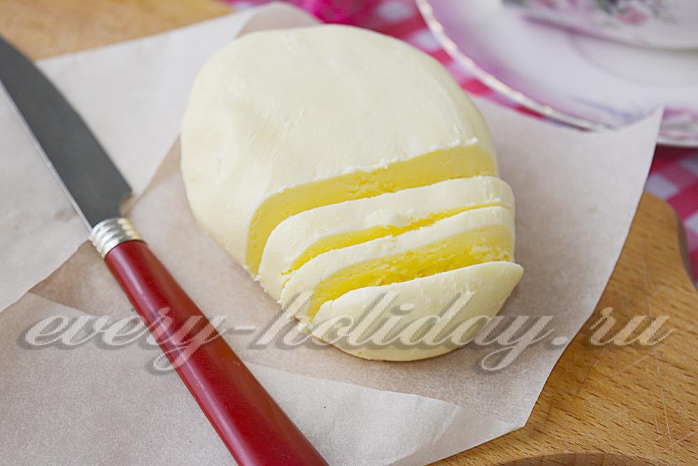 Сливочный творожный сыр в домашних условиях рецепт пошагово