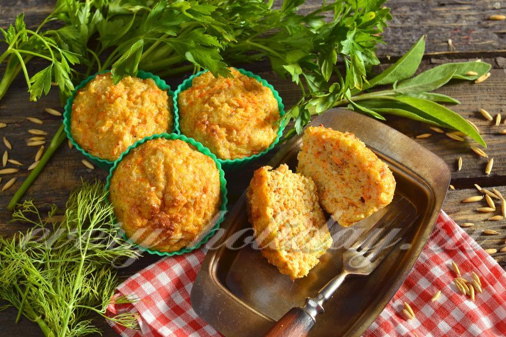 Творожно-морковная запеканка в духовке рецепт пошагово