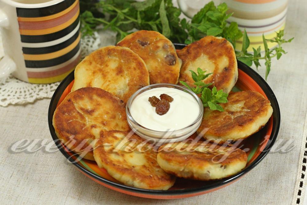 Сырники из творожная масса рецепт пошагово 65