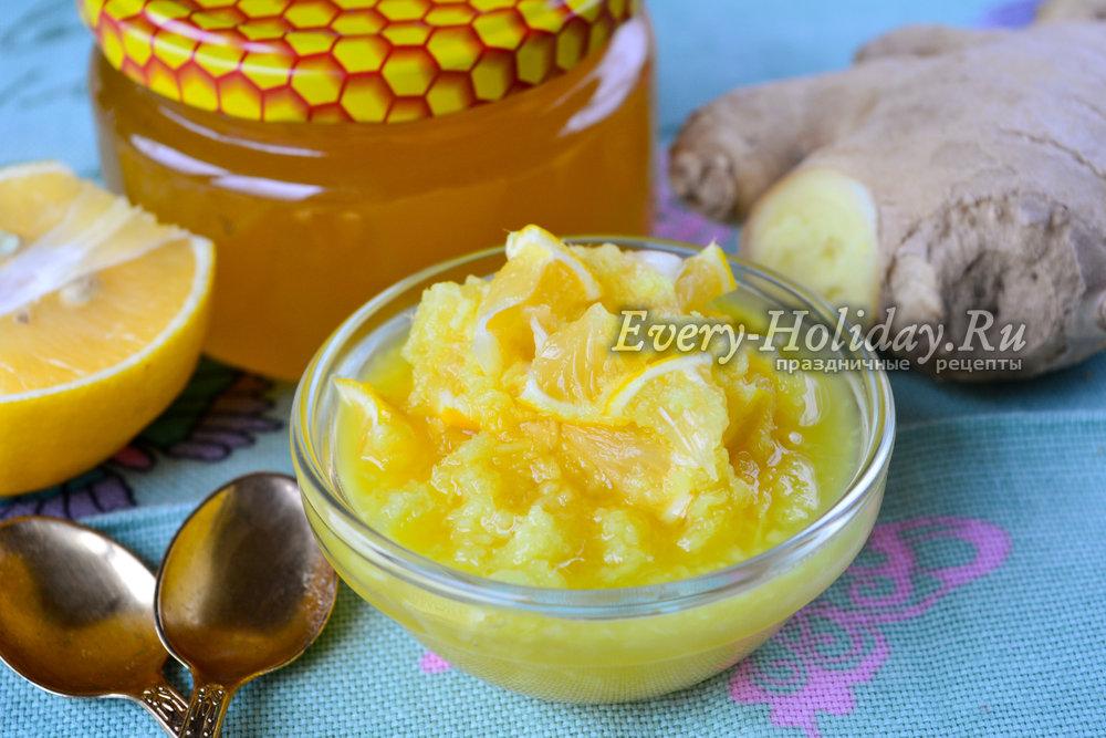 Как сделать мед с лимонами 259