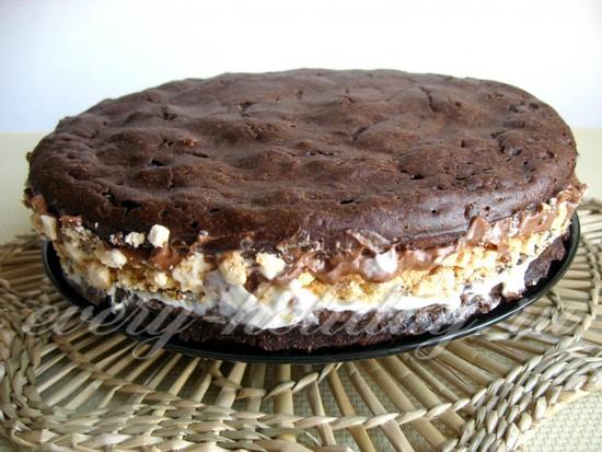 Достаем торт