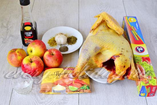 Как приготовить домашнего петуха в духовке