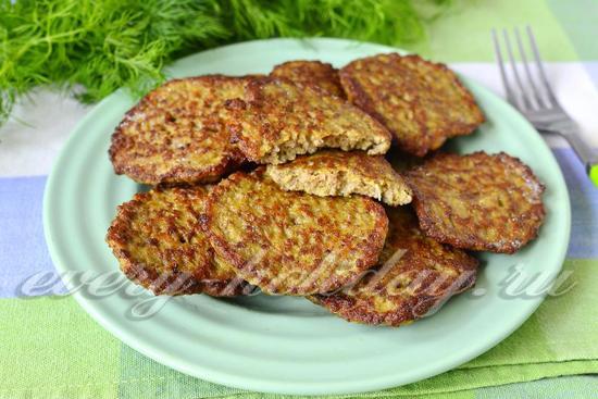 Оладьи из печени говяжьей рецепт чтобы были мягкими