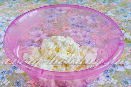 Творожная пасха без выпечки, рецепт с фото пошагово