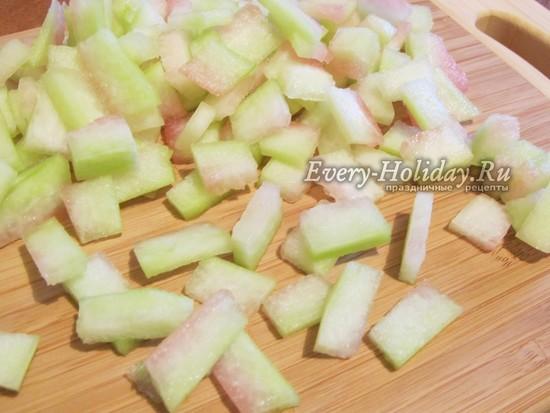 Нарезать арбуз