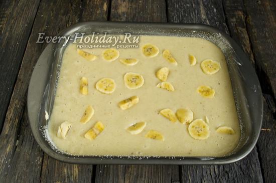 Бананы рецепт с пошагово самый вкусный
